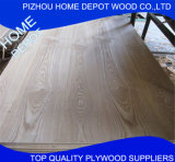 Grado de muebles de madera contrachapada de Meranti rojo con 1220x2440