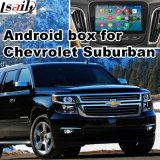 Поверхность стыка Android навигации GPS видео- для системы GM Mylink Chevrolet Silverado Колорадо etc