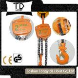 Grua Chain manual de 2 toneladas, grua Chain de levantamento/grua Chain da mão