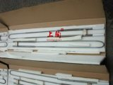 Elementos de aquecimento elétricos do carboneto de silicone de Globar