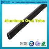 Het Profiel van de Uitdrijving van het Aluminium van het aluminium voor de Aangepaste Buis van de Garderobe van de Grootte
