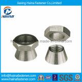 L'acier inoxydable courant 304 noix de cisaillement interrompent des noix pour la fixation permanente