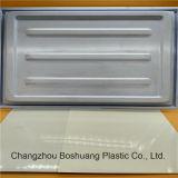 Hoja de plástico de alto brillo ABS para termoformado de nevera