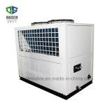 Refrigeratore di acqua raffreddato aria del rotolo per la macchina di plastica