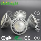 Fundición de Aluminio Shell LED PAR30 E27 Lámparas
