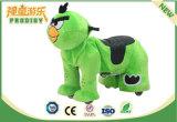 Véhicule électrique de peluche de véhicule de batterie de peluche pour des gosses