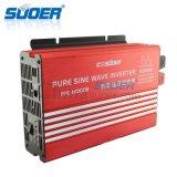 Suoer 24V 230 В 1000W Чистая синусоида инвертирующий усилитель мощности (FPC-H1000B)
