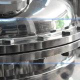 Sanitair het Verwarmen van de Stoom Roestvrij staal die de Tank van de Reactie mengen