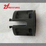 Protótipo do nylon do PA da peça do CNC Machining/CNC