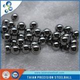 Venta caliente 6mm 7mm 8mm de acero al carbono de bola de rodamiento de bolas de acero cromado o