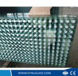 Csi (L-M)를 가진 건물 유리로 박판으로 만들어진 유리