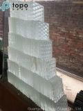 Dekoratives Kristallstereokunst-Glas für Gebäude, Haus, Büro (Atp)