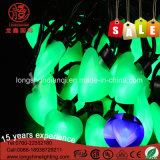 Indicatore luminoso decorativo esterno Zhongshan della stringa di festa LED della decorazione del giardino