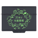 Howshow Digital tablilla de la escritura del LCD E de 20 pulgadas para la reunión