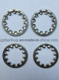 자물쇠 세탁기 DIN6797 J (공장)