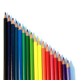 Lápiz de madera coloreado respetuoso del medio ambiente de la Hb
