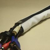 Manicotti dell'involucro del cavo della chiusura lampo per la gestione del cavo
