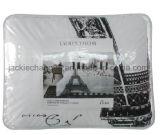 パリの鉄タワー- 7PCS Microfiber Comforterset