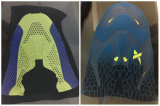Automatisches nicht nähendes Schuh-Oberleder/Sohle/Einlegesohle, die Schweißgerät herstellt