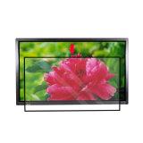 Visualización de LED interactiva de la pantalla táctil del LCD TV de 75 pulgadas