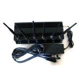 15W GPS van Bluetooth van 6 Antenne van de hoge Macht de Regelbare Mobiele Stoorzender van de Telefoon