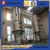 Máquina de secagem vertical eficiente de base fluida