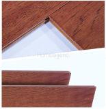 Wire-Brushing multiplicar Hickory diseñado el suelo de madera y pisos de madera