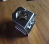 精密CNCによって機械で造られるアルミニウム製粉の部品
