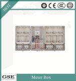 Восьмой позиционный измерительный прибор с восьмью ячейками с главным блоком управления