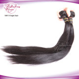 Silk прямое Unprocessed индийское выдвижение человеческих волос Vrigin