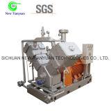 Compresor sin aceite del aumentador de presión de la presión de gas del mejor precio