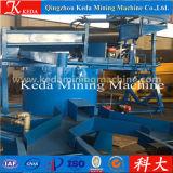 Separatore di lancio di estrazione mineraria, crivello a tamburo di lavaggio della miniera di oro