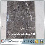 M104 отполированное верхним сегментом повиснуло серый мрамор для силла окна и плитки пола