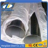 SUS ronds/carrés201 304 316 310S S31803 pour la décoration de tuyaux en acier inoxydable