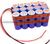 Paquet rechargeable de batterie Li-ion de 14.8V 13000mAh pour la lumière de plongée