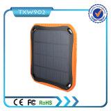 Caricatore portatile della Banca di energia solare di figura 5600mAh della piuma per il caricabatteria del telefono mobile