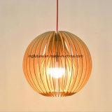De DIY luz de teto de madeira elegante do narciso quietamente Weddingroom