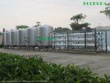 Usine de purification de l'eau minérale d'ultrafiltration / Système de traitement de l'eau