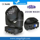 des Vierradantriebwagen-19PCS beweglicher Kopf Aura-Wäsche-des Summen-LED von China