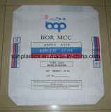 BOPP quadratischer Block-Unterseiten-Beutel
