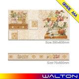 azulejo esmaltado 300X600 de la pared de la cocina del cuarto de baño de la baldosa cerámica (WG-3632)