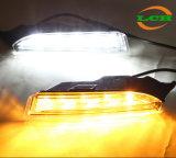 Luces corrientes diurnas LED de DRL para Volkswagen Scirocco 2014