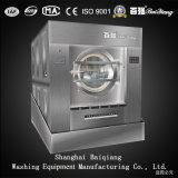 100kg 산업 세탁물 세탁기 세탁기 갈퀴 (증기)
