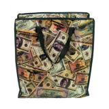 Topflyの昇進PPによって編まれるショッピング・バッグ