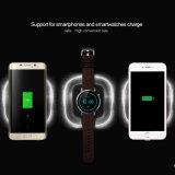 형식 iPhone 6 전송기를 위한 투명한 이동 전화 무선 충전기