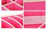 4PCS Non Woven Folding Underwear Opbergdoos / Organizer