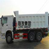 Sinotruck HOWO 광업 덤프 트럭 팁 주는 사람