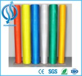 Alta cinta no adhesiva visible de la precaución del suelo de la alerta del PE