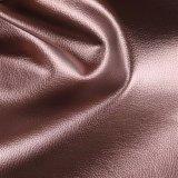 Litschi-Muster Belüftung-Sofa-Leder-synthetisches Leder für Möbel (806#)