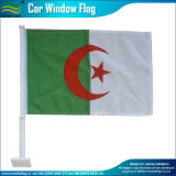 Drapeaux de fenêtre de voiture en polyester à motifs décoratifs personnalisés (B-NF08F06065)